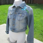 Kyanni's jacket - June 2011