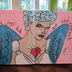 arch art angel