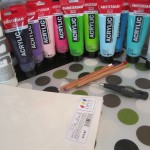 Art supplies from Opus